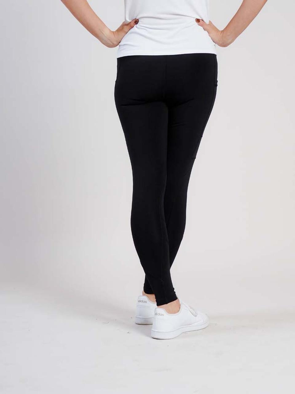 active lifestyle leggings black