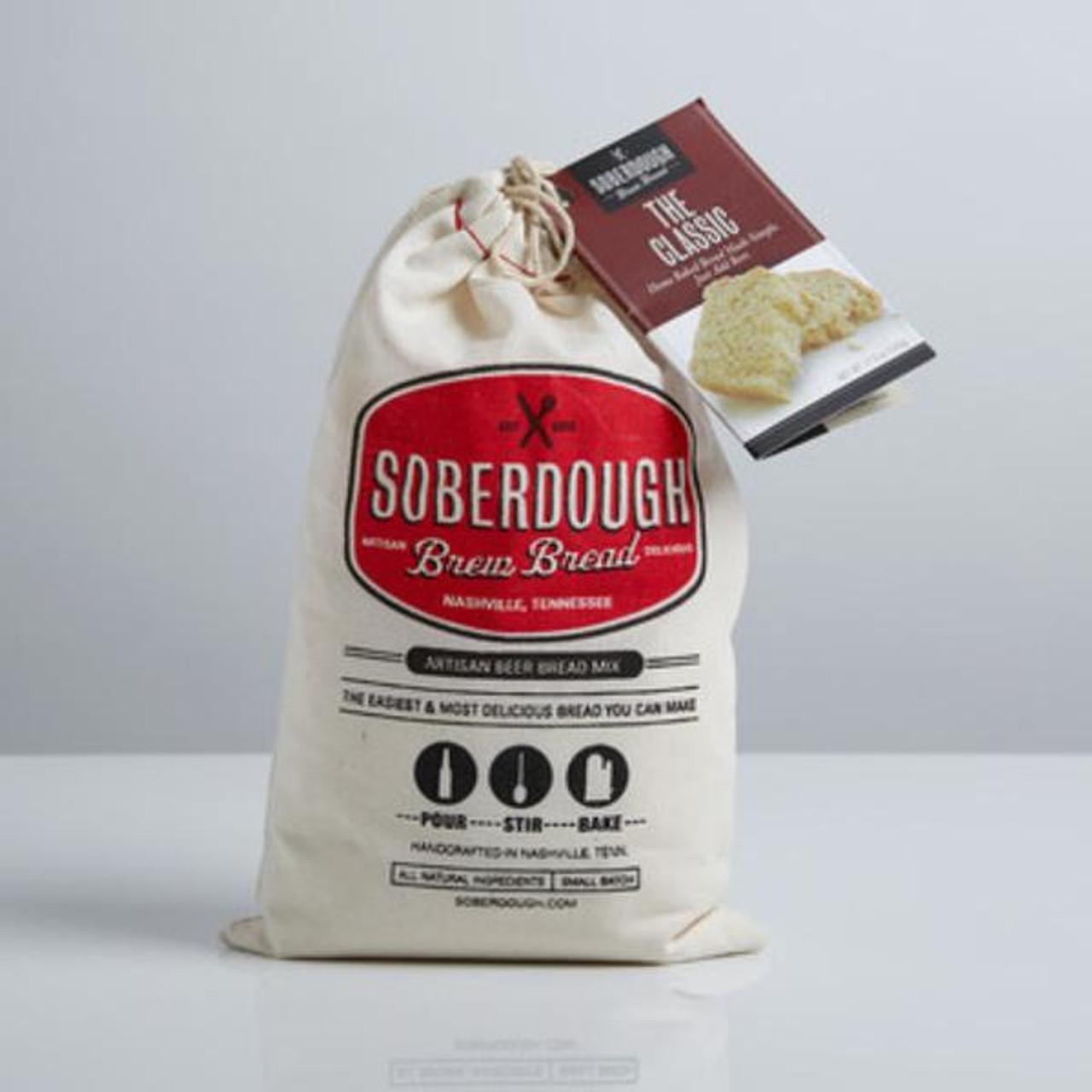 Soberdough classic beer bread