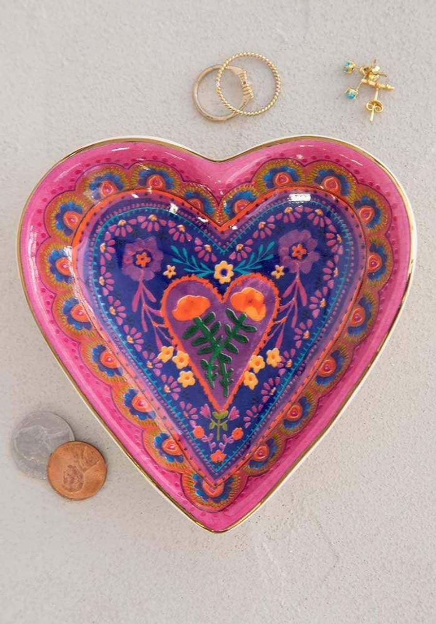 Trinket Bowl Heart
