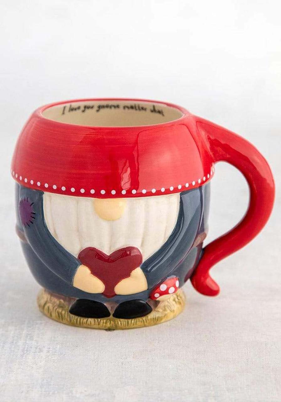 Folk Mug - Love You Gnome Matter What