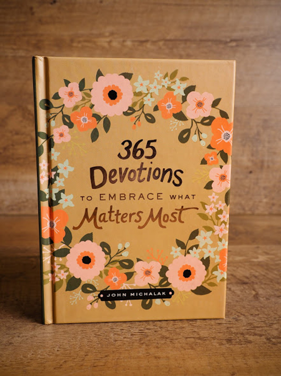 inspirational devotional book