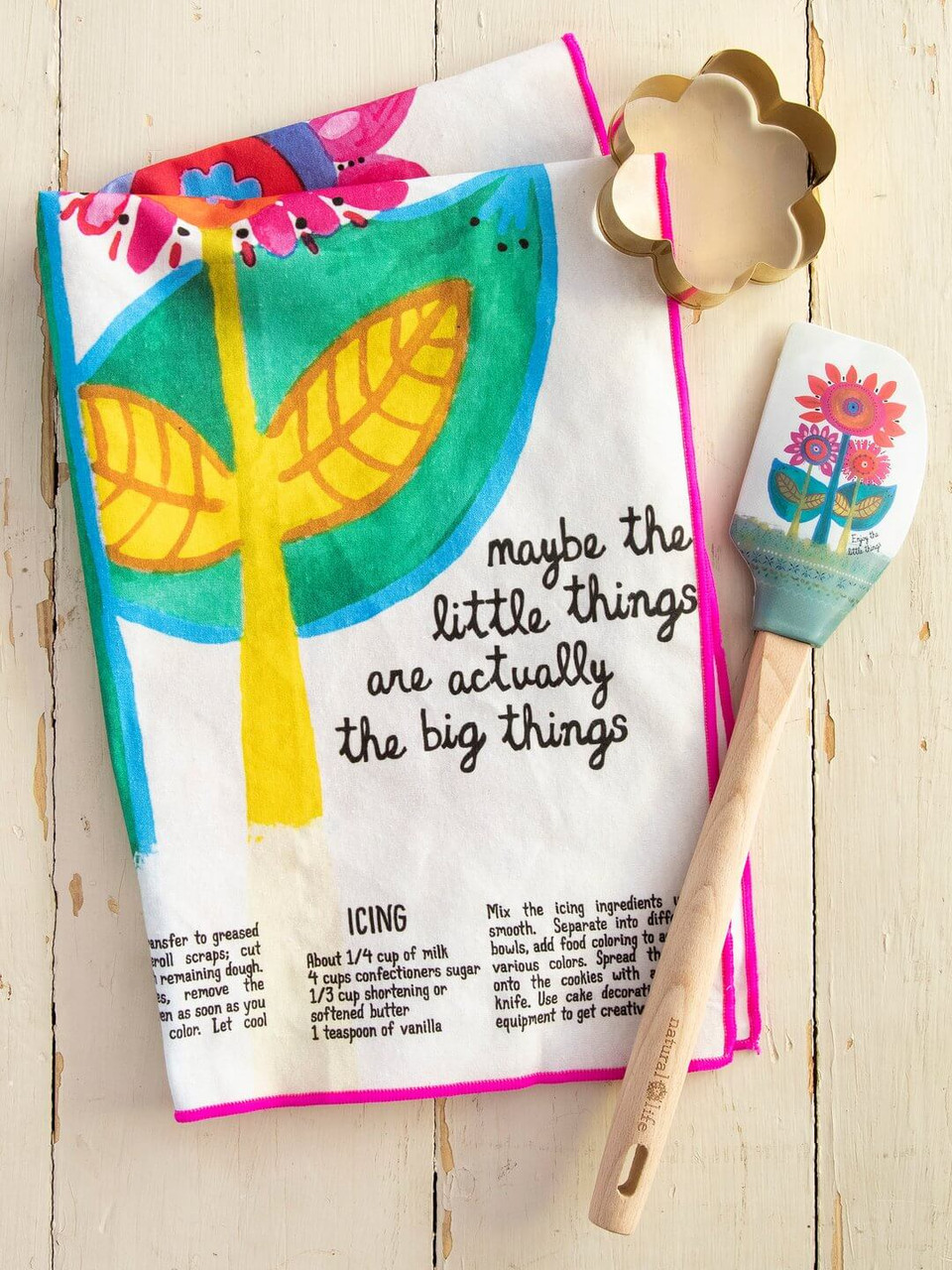 Enjoy the Little Things Baking Gift Set