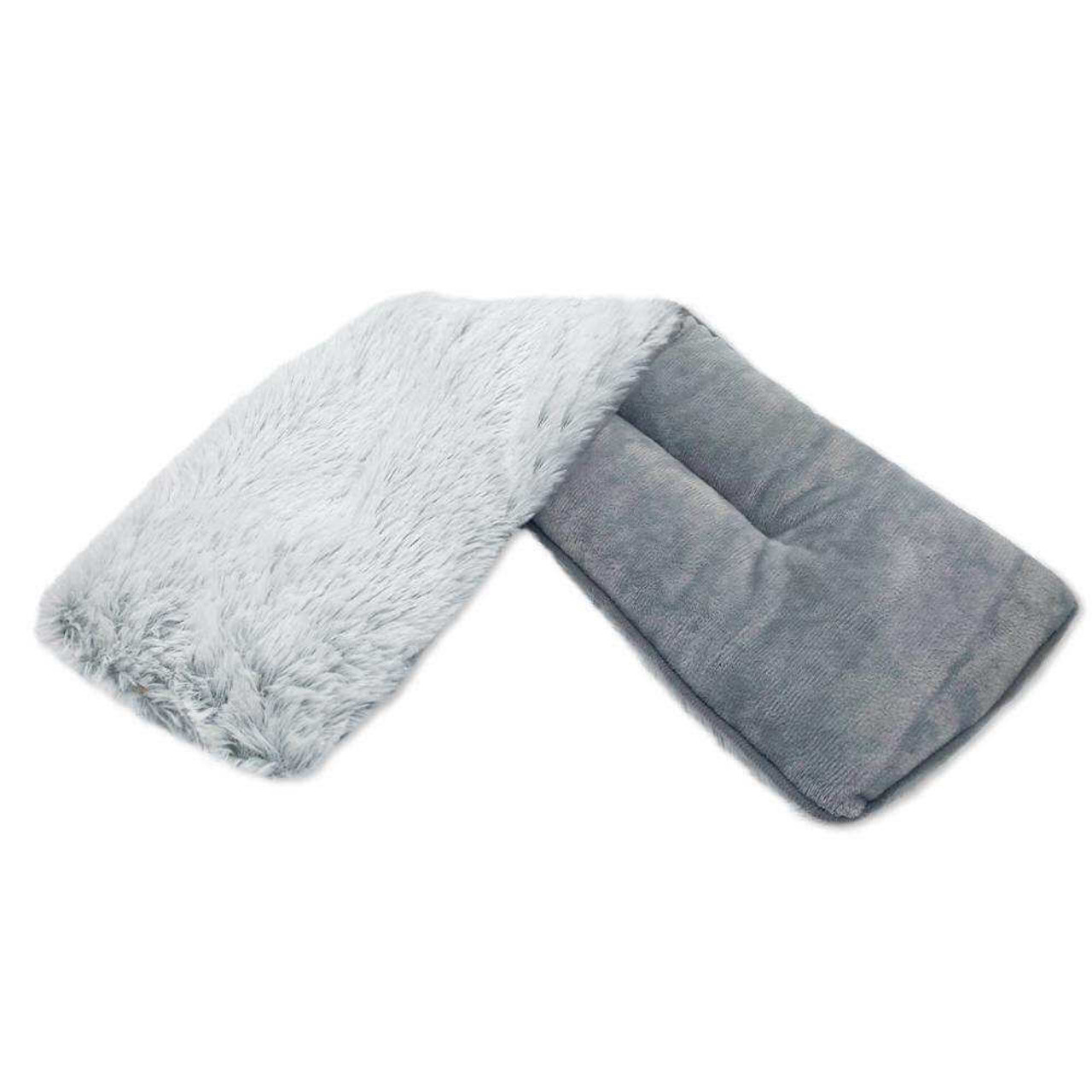 Warmie Neck Wrap in Marshmallow Gray