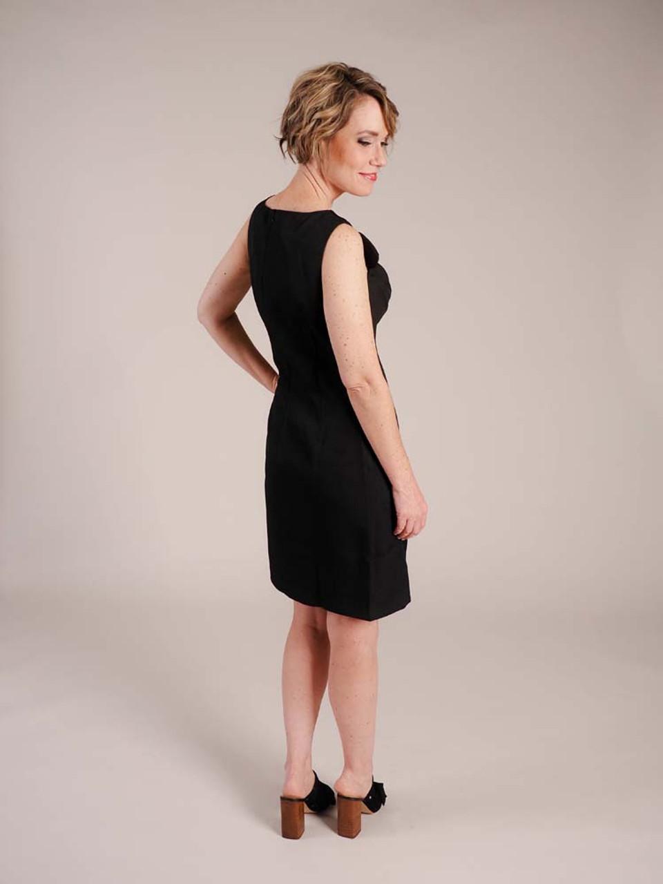 Angelica Black Dress