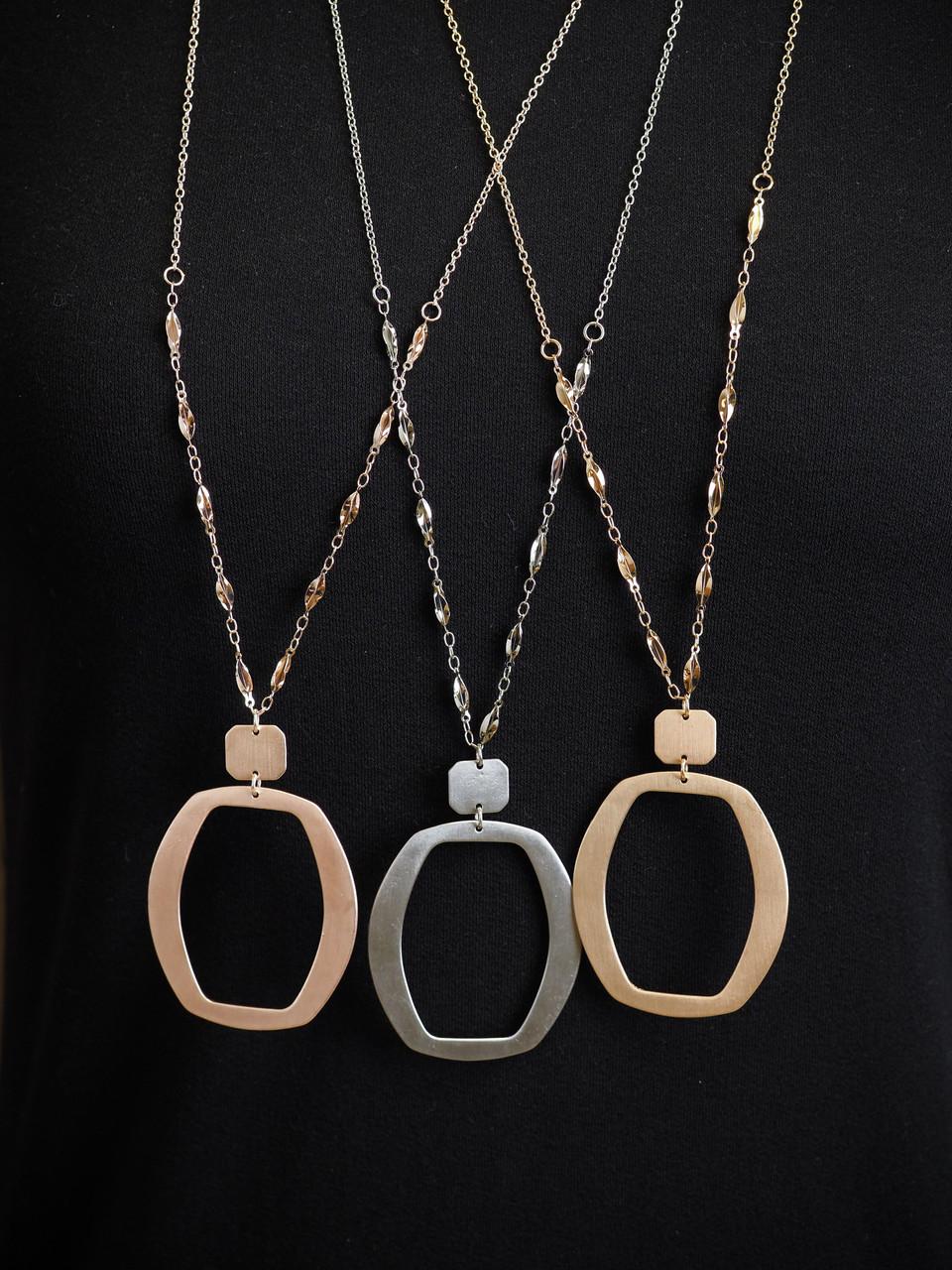 Shannon Pendant Necklace