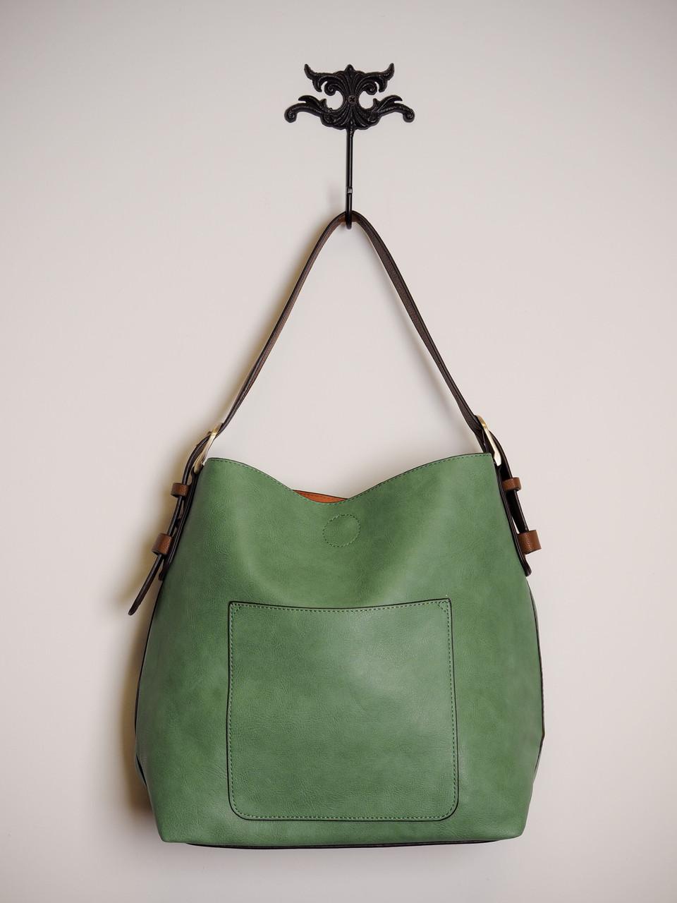 Classic Hobo Handbag