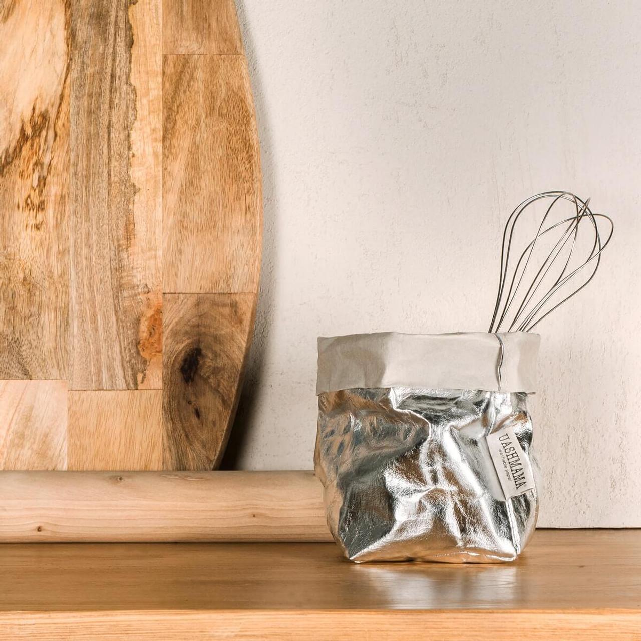 UASHMAMA small organic paper bags