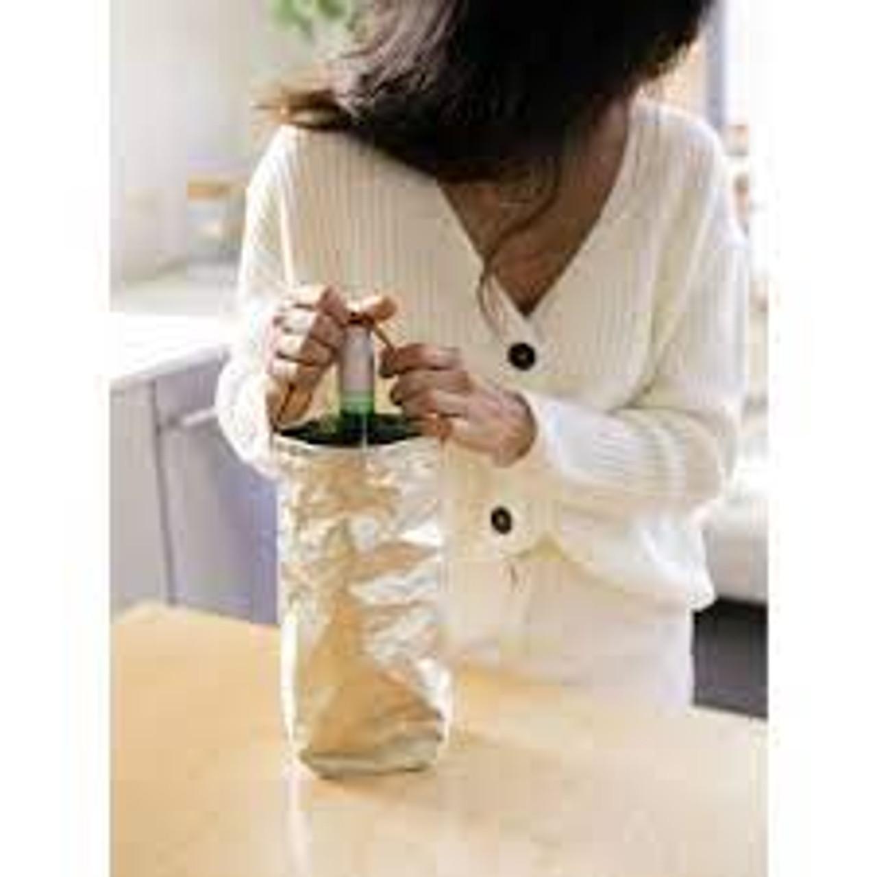 UASHMAMA wine bag organic paper bags