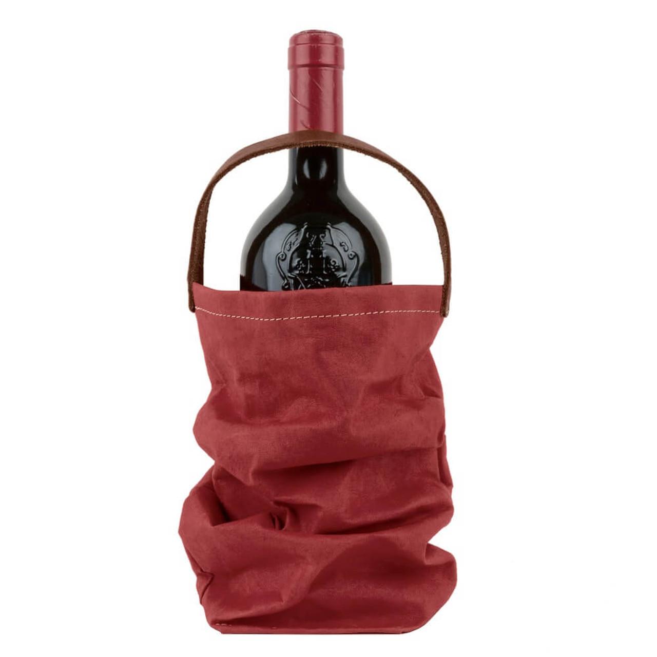 UASHMAMA  organic paper wine bags palio