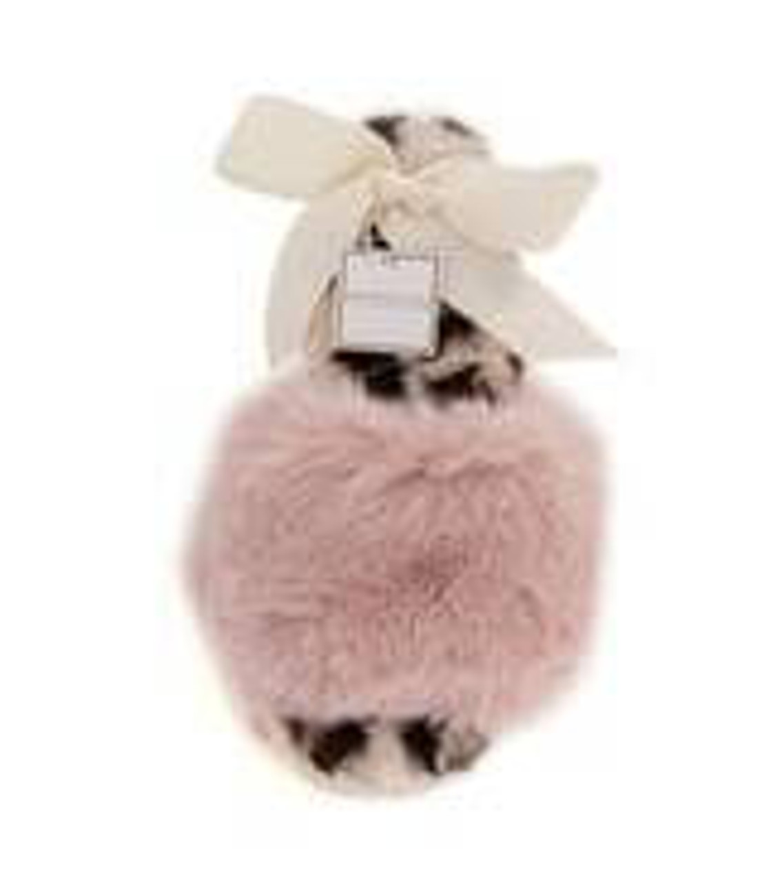 Get glammed up at home with these super comfy vegan slippers. These so-soft slippers feature a faux fur upper with a lightly padded footbed. Fits Size 6 - 10.