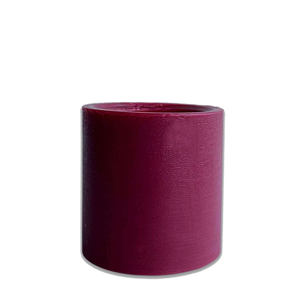 Cranberry Mango Spiral Light Candle Medium