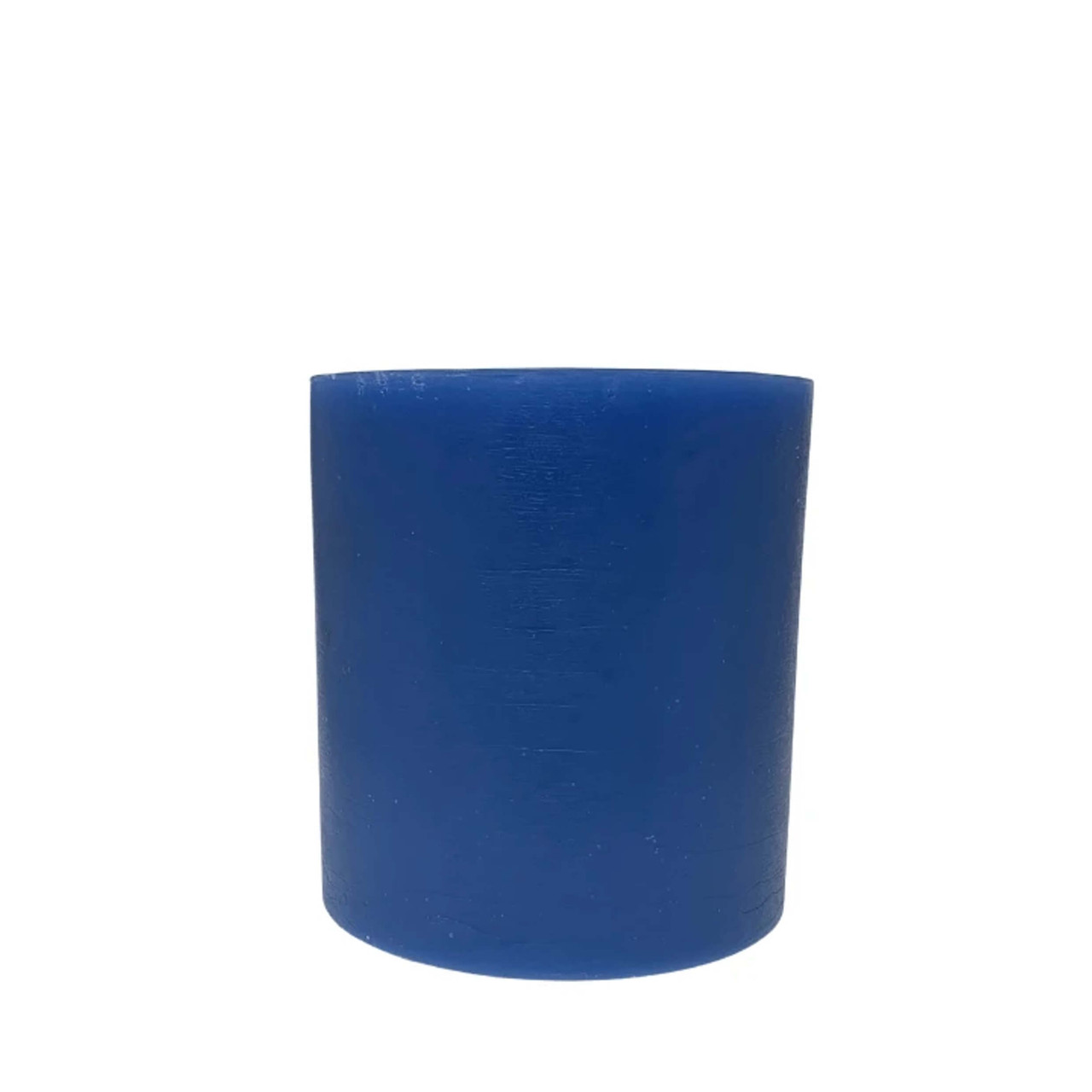 Sweet Violet and Bamboo Spiral Light Candle Medium