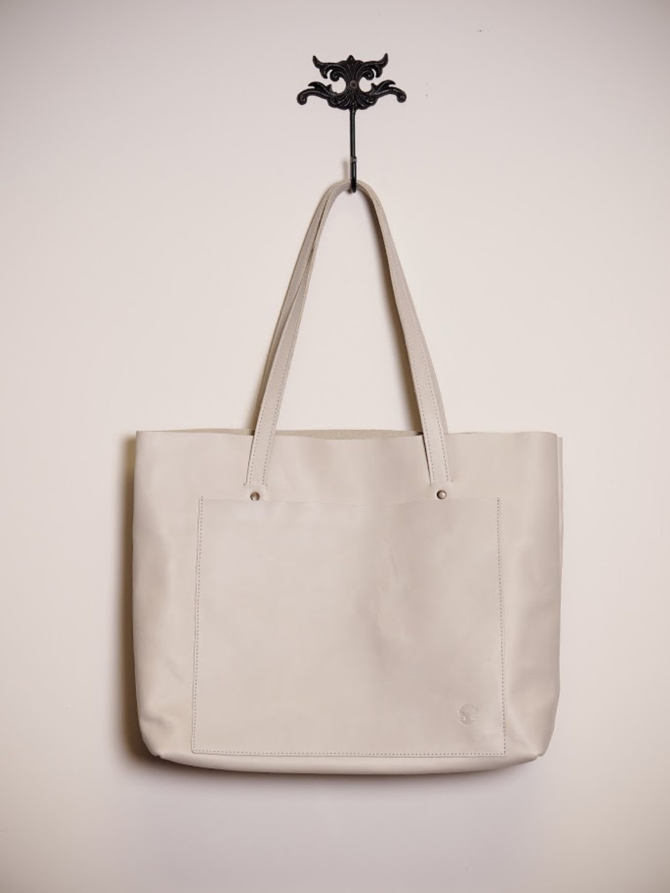 Simple Tote Gray