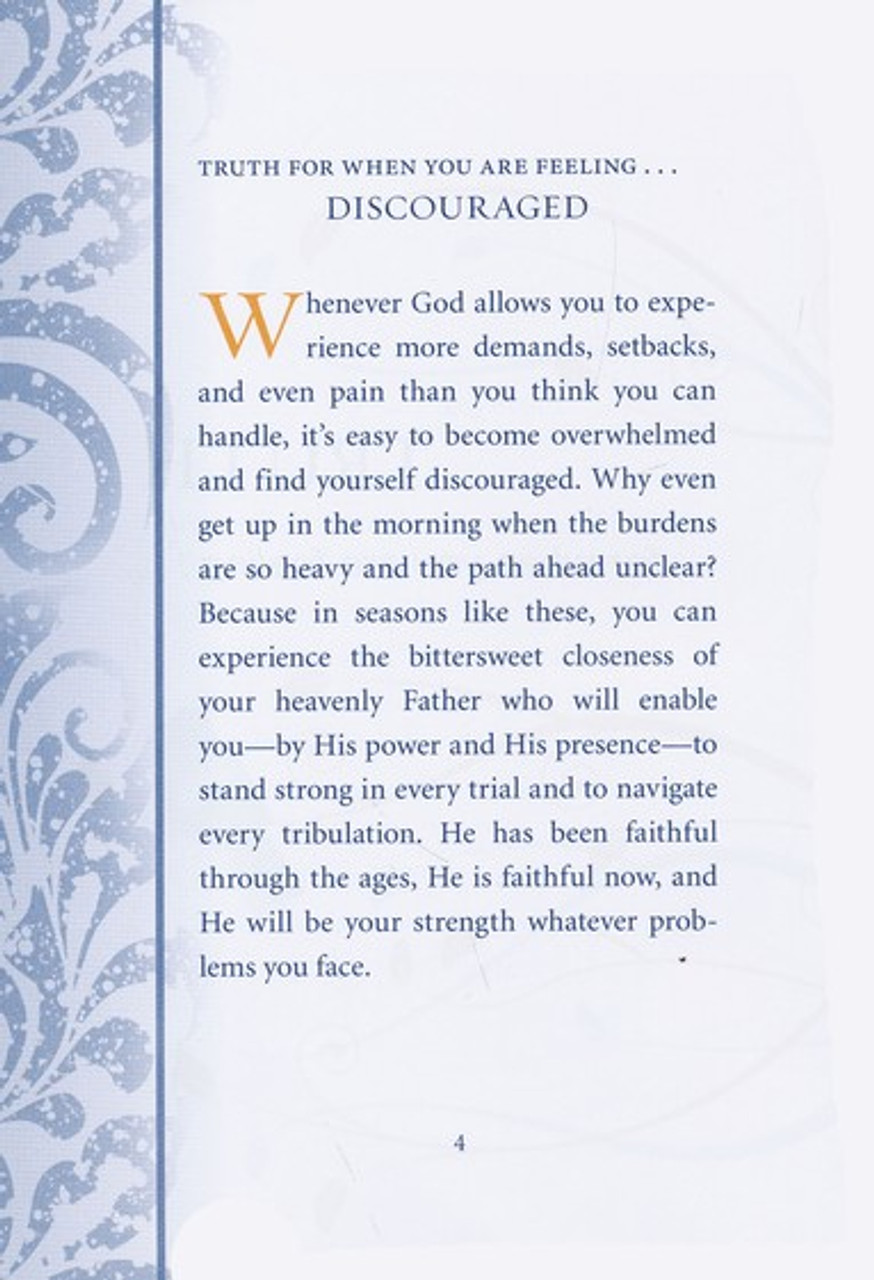 hope, encouragement, comfort, prayers for difficult times