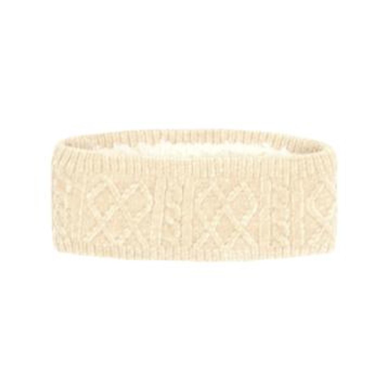 Pudus chenille knit headband