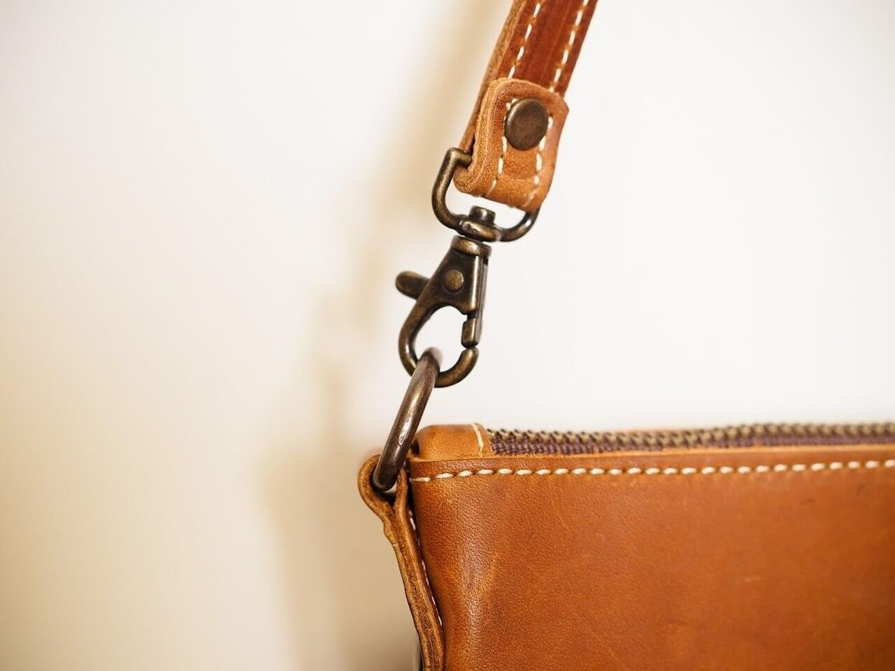 Large Crossbody Handbag in Indio Whiskey