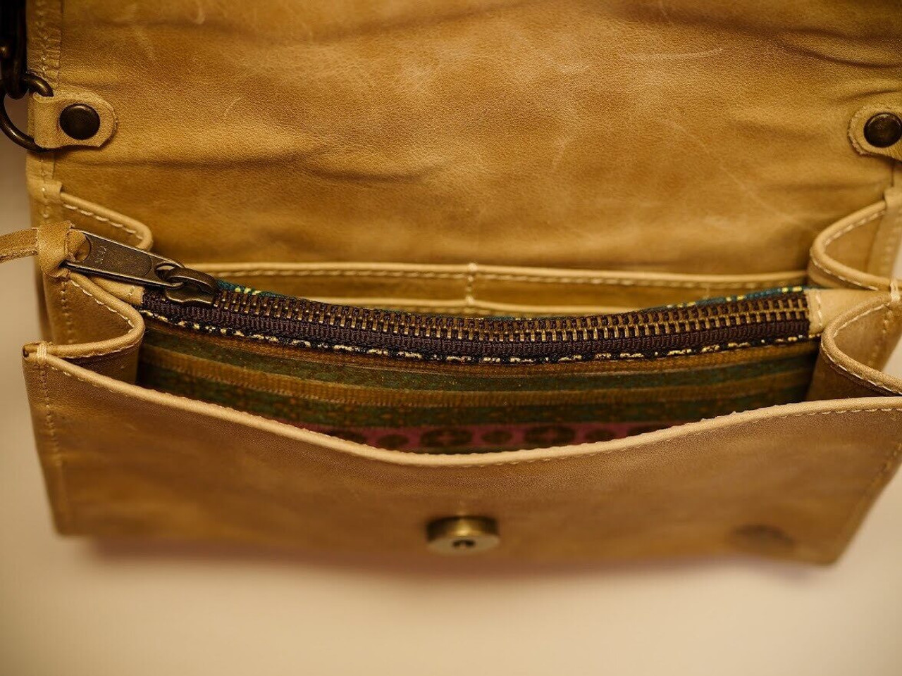 Grace Crossbody in Natural