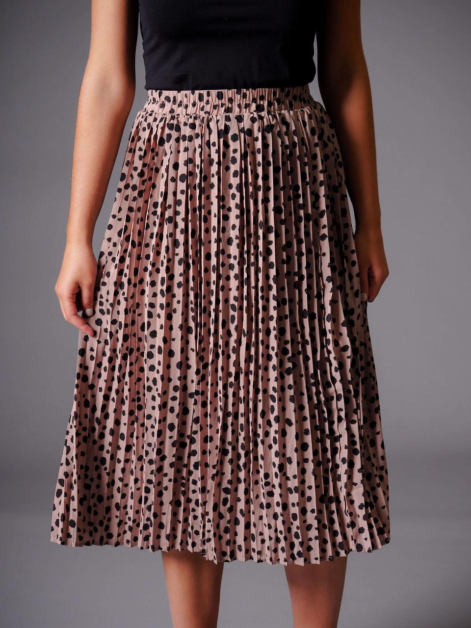 cheetah animal print midi skirt