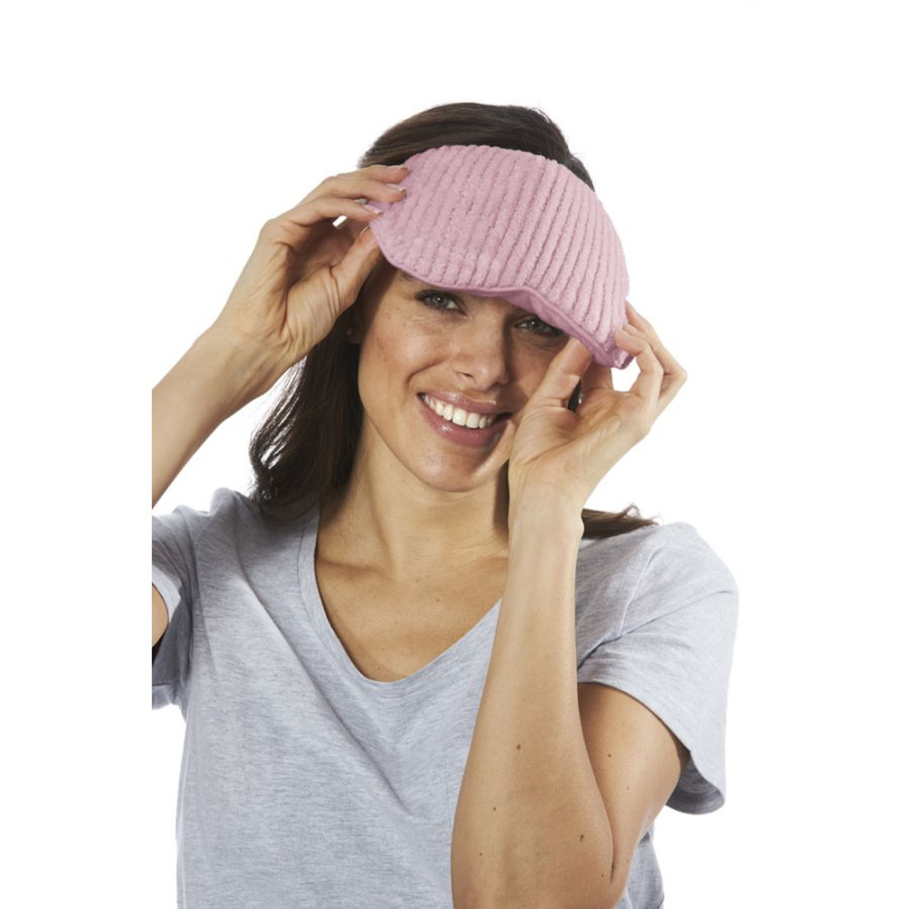 Warmies offer a range of microwavable Spa Therapy products that includes Warmies® Spa Therapy Eye Mask.