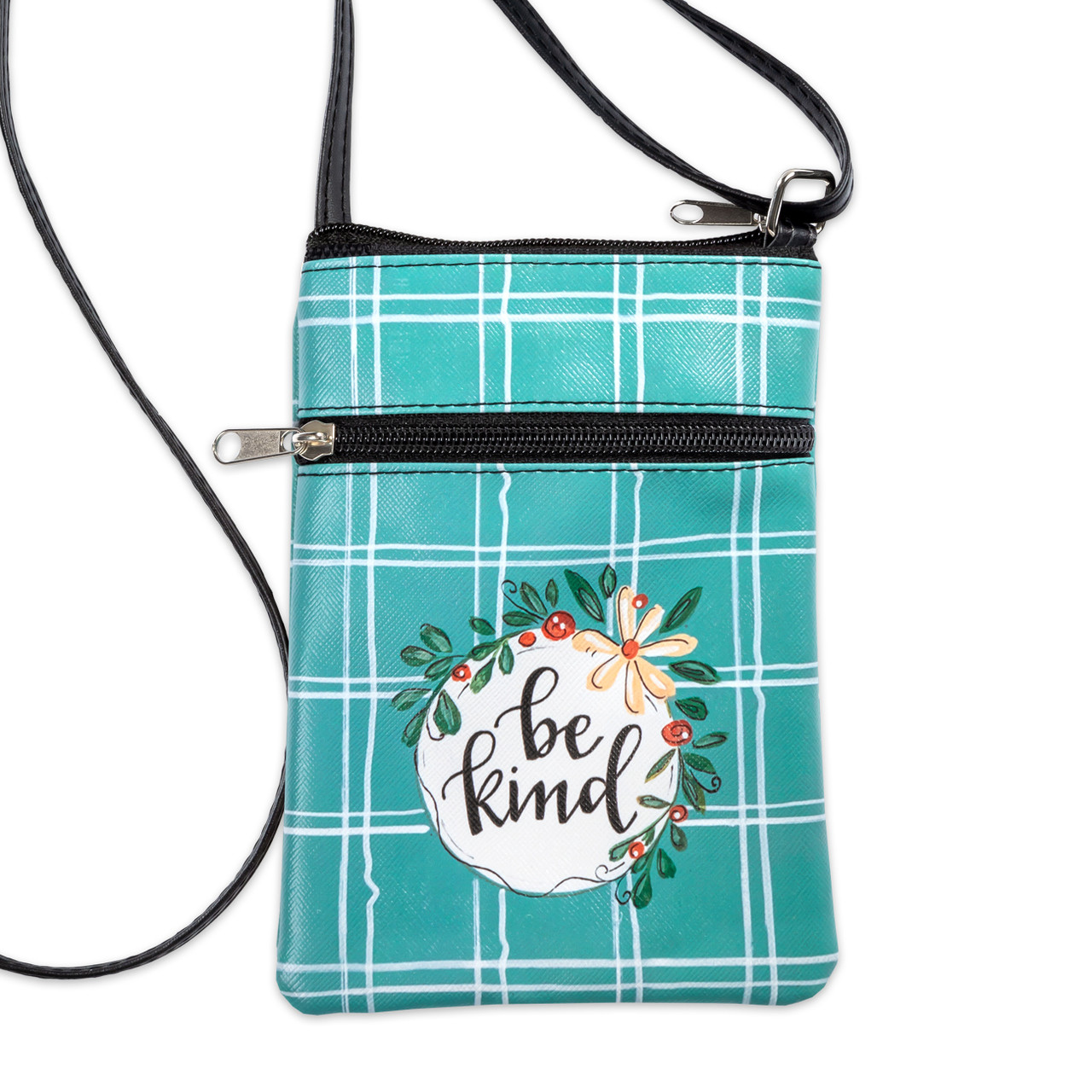crossbody be kind gift inspirational
