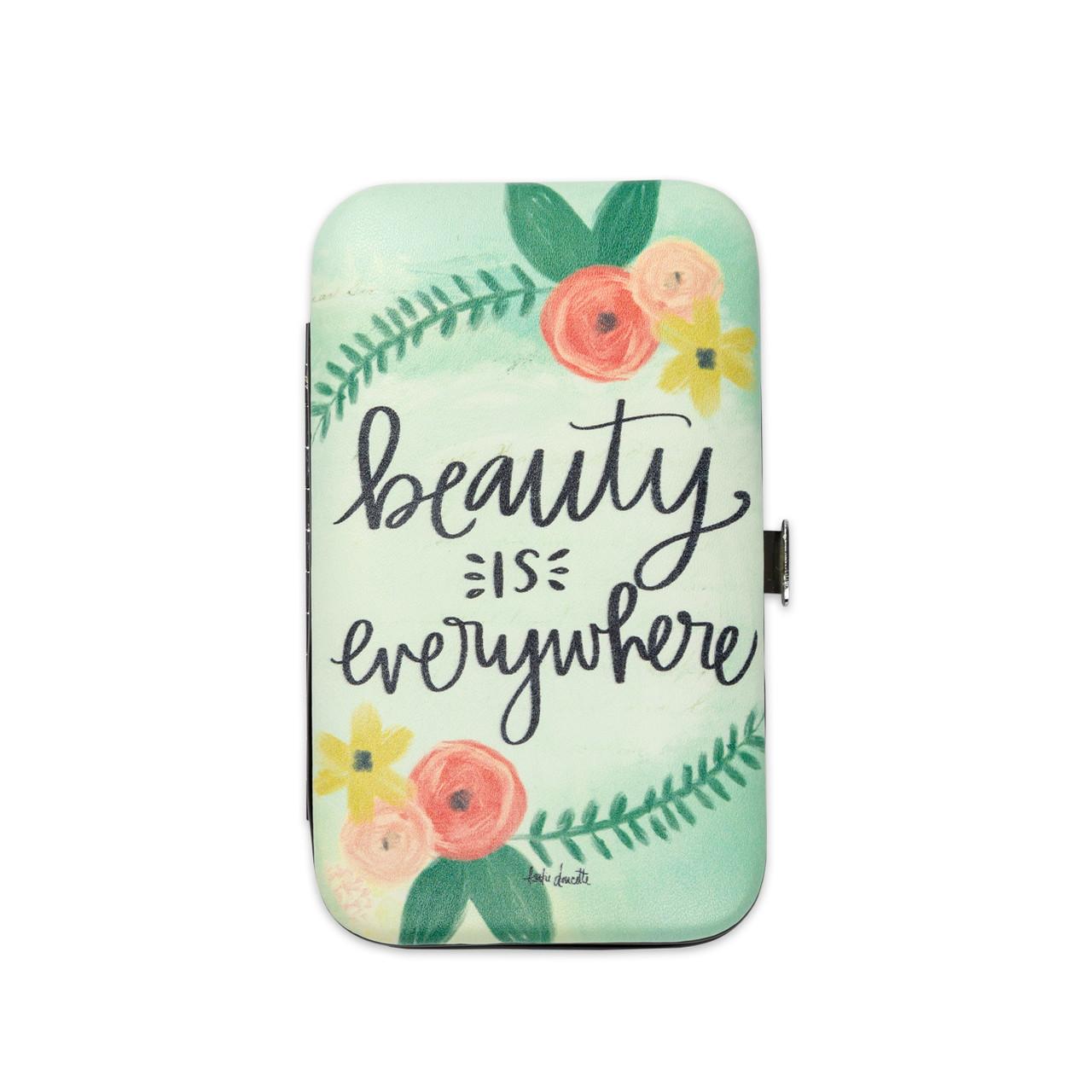 manicure set gift inspirational
