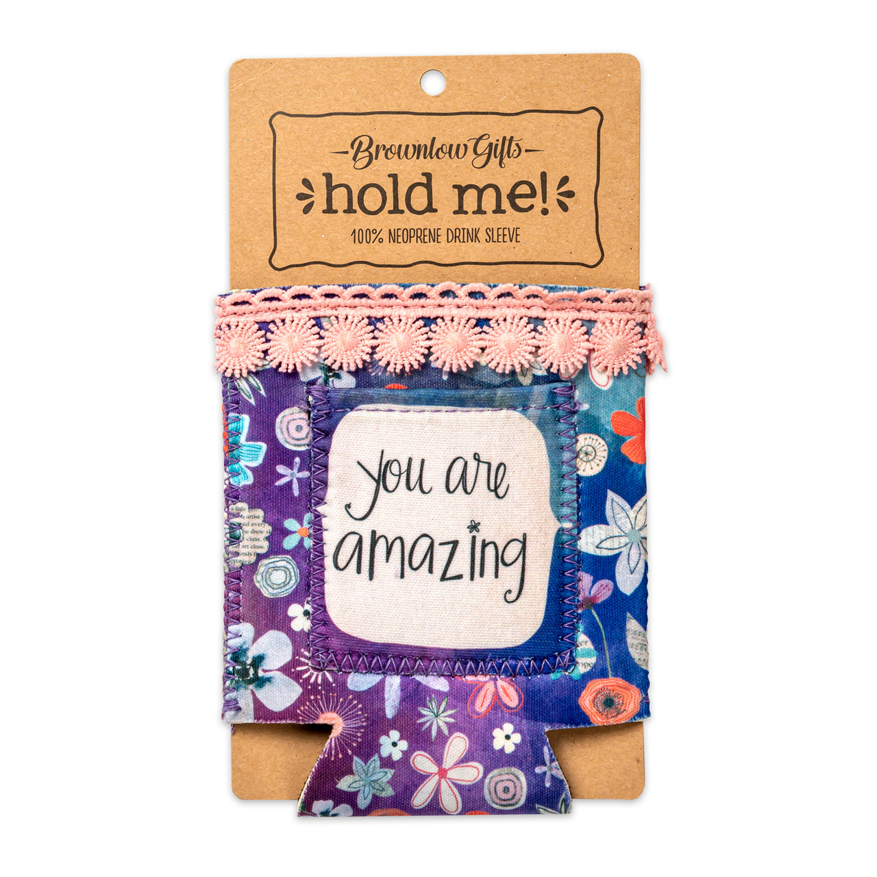 you are amazing drink sleeve gifts inspirational