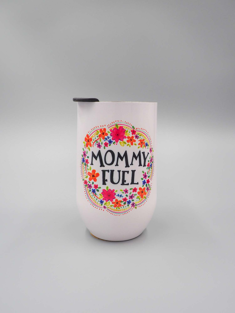 natural life mommy fuel wine tumbler