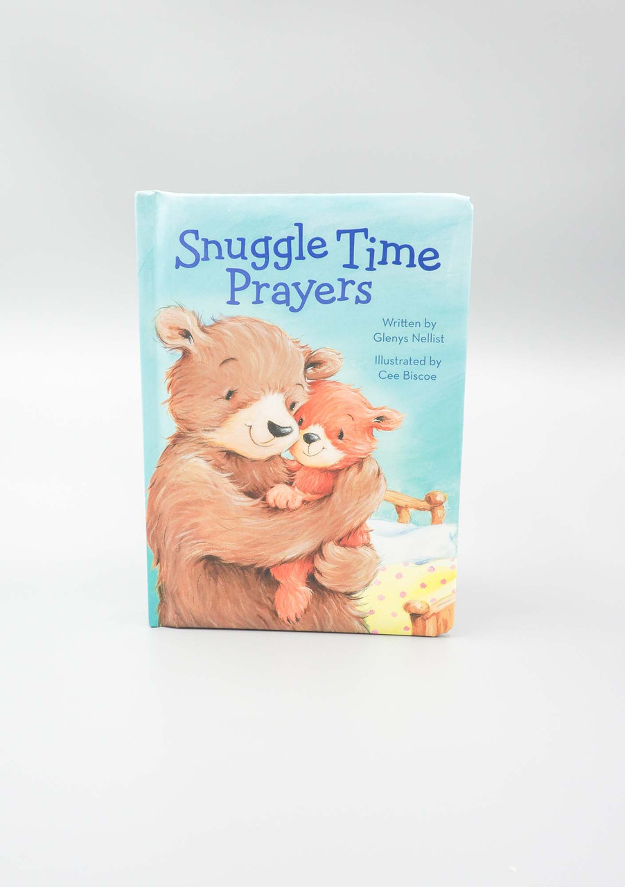 snuggle time prayers childrens book