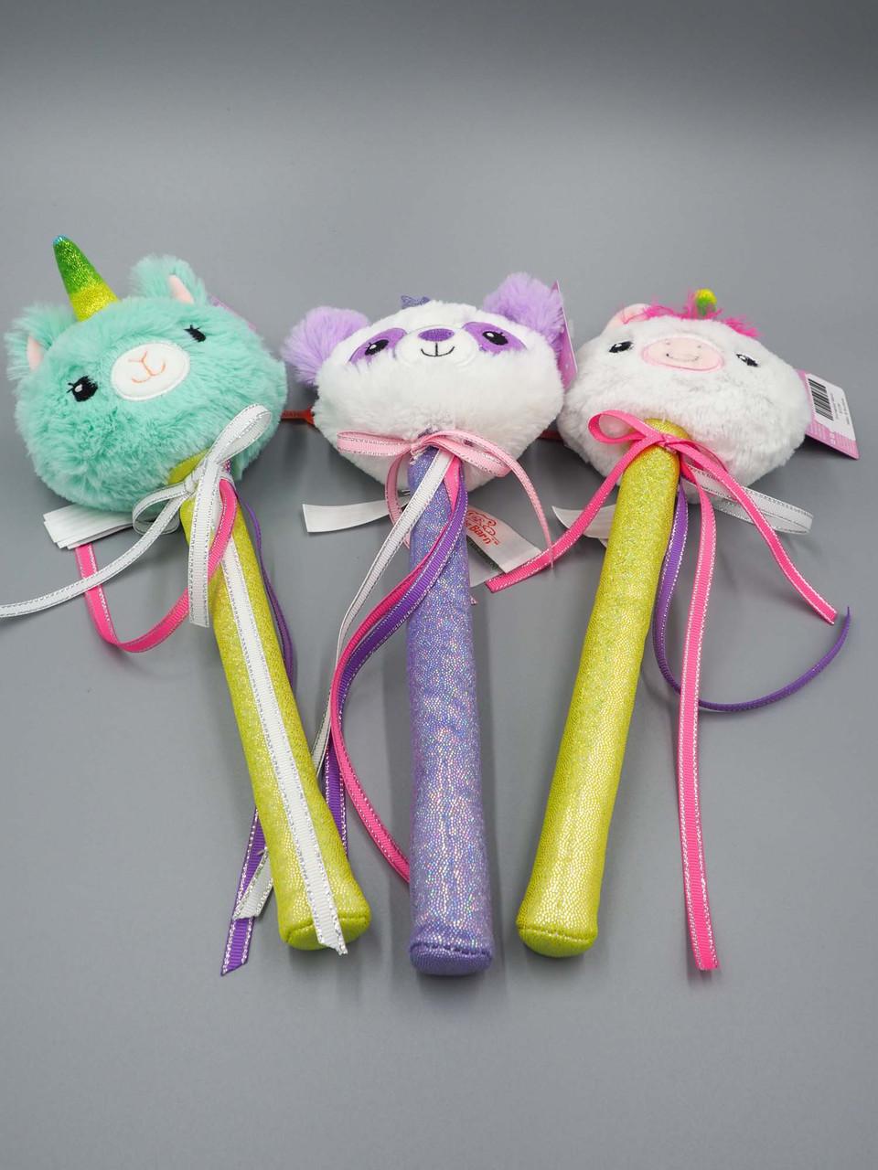 purple enchanted musical wand cuddle barn