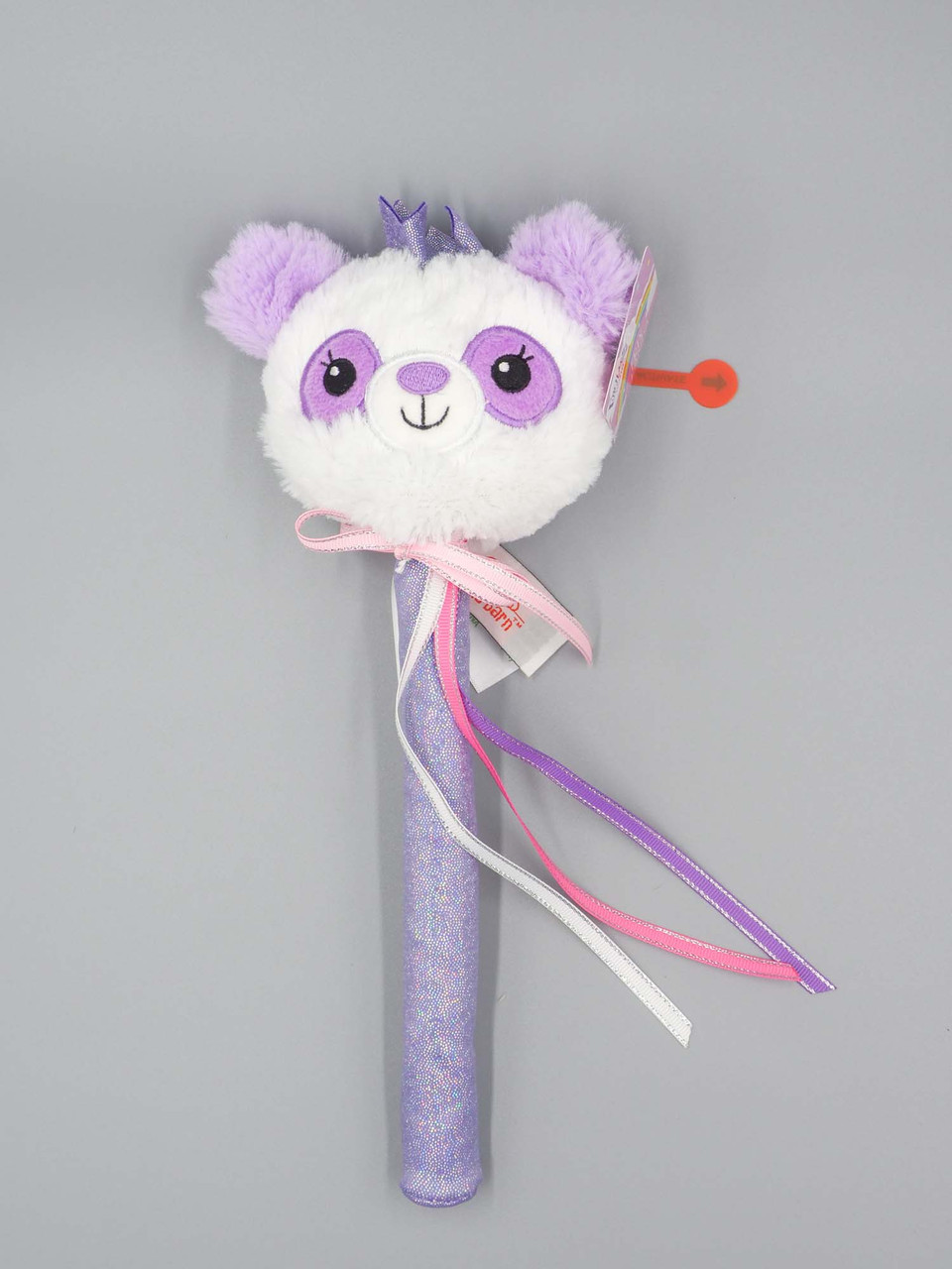purple enchanted musical wand cuddle barn