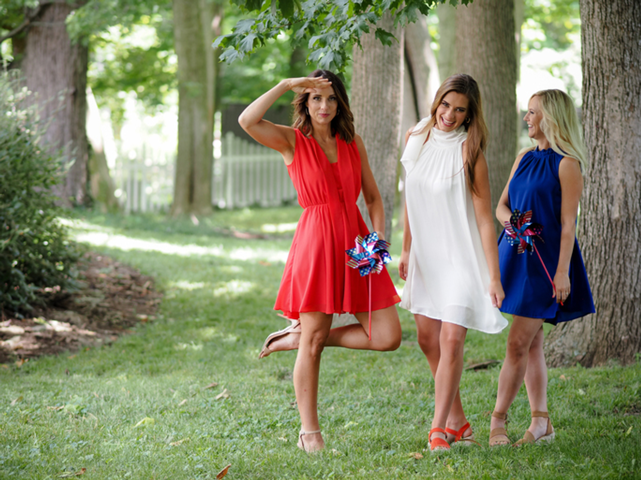 Baby, You're a Firework: Boutique 4th of July Outfits to Show Your Patriotism