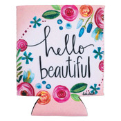 hello beautiful drink sleeve brownlow gifts