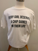 every girl needs a chip gaines in their life graphic tee