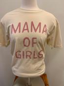 mama of girls graphic tee