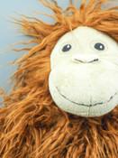 plush orangutan