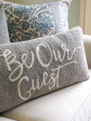 be our guest pillow mudpie