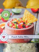 peach salsa dip mix