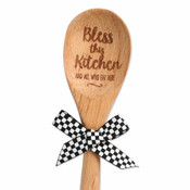 bless this kitchen sentiment spoon brownlow gifts