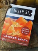 slightly spicy cracker smack