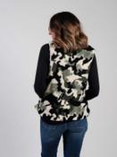 sherpa camp vest