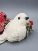 white felt bird creative coop