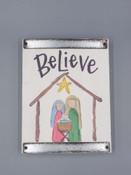 believe wooden signs