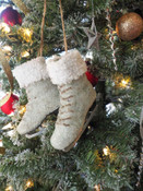 Ice Skates Ornament