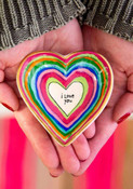 Heart Trinket Dish I Love You