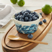 Home is Our Happy Place Appetizer Bowl with Spoon