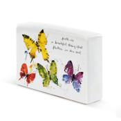 Flock of Butterflies Plaque