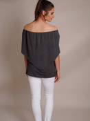 Date Night Jersey Knit Top
