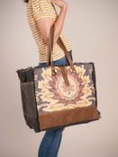 Black Fern Weekender Bag