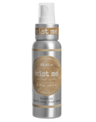 Get mentally swept away to the seaside getaway you've been dreaming about. BEACH exudes the relaxing aroma of the sand, sun, and surf. No sunscreen required.  At the first sign of stress simply spritz your face or body with Mist Me Therapy Spritz and allow the calming to begin. This gently scented spritz promises to relax, clear your mind, and soften the rough edges of your day.  A quick mist soothes your skin as well as your soul.