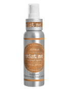 Awaken your senses to the tangy zest of fresh, ripe fruit. Clean, crisp and refreshing. And the best part? Our CITRUS is seedless.  At the first sign of stress simply spritz your face or body with Mist Me Therapy Spritz and allow the calming to begin. This gently scented spritz promises to relax, clear your mind, and soften the rough edges of your day.  A quick mist soothes your skin as well as your soul.